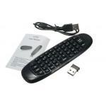 Fly Mouse C120 Аеро пульт з клавіатурою - комплексне рішення для Смарт ТВ Приставок