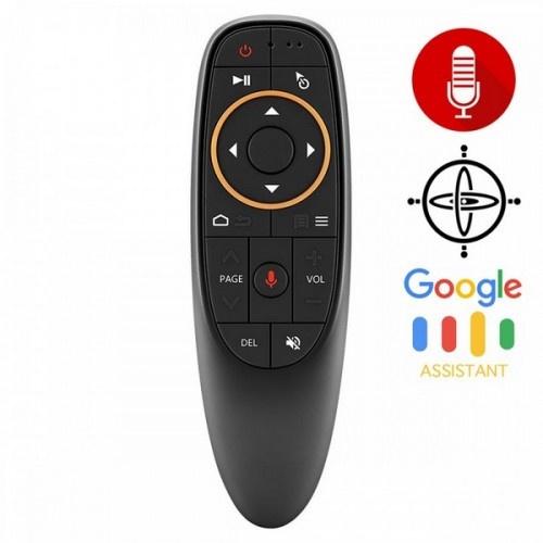 G10S Аэропульт с Микрофоном - комплексное решение для Смарт ТВ Приставок