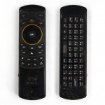 Rii mini i25A Аеро пульт + клавиатура + микрофон комплексное решение для Смарт ТВ Приставок