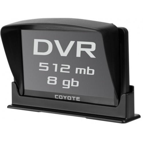 Купити GPS навігатор Видеорегистратор GPS COYOTE 935 DVR Double Hector RAM 512mb ROM 8gb Rom Андроїд 7 дюймів екран + Full HD з картами навігації 2021 року