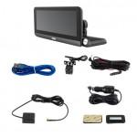 Купить GPS навигатор-Видеорегистратор 8 дюймов GPS COYOTE M84 DVR PRO 1GB/16GB + AV Андроид  + Full HD с картами навигации 2020 года