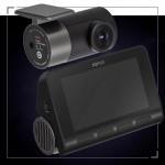 Оригинальный 4K Автомобильный Видеорегистратор Xiaomi 70mai A800 4K Dash Cam + RC06 задняя камера для записи Прошивка на русском языке
