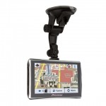 Купить GPS навигатор-Видеорегистратор 5 дюймов GPS Pioneer M515 DVR 512mb/8GB + AV Андроид  + Full HD с картами навигации 2019 года
