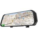Купить зеркало GPS навигатор-Видеорегистратор 9 дюймов DAKOTA 787 Cruise 1GB/16GB + AV Андроид  + Full HD с картами навигации 2020 года