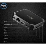 Популярна Смарт ТВ приставка X96 Mini S905W 2гб / 16Гб + Фільми + Телебачення. Повністю налаштована і готова до роботи