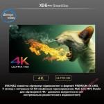 Популярна Смарт ТВ приставка X96 MAX 2гб / 16Гб + Фільми + Телебачення. Повністю налаштована і готова до роботи