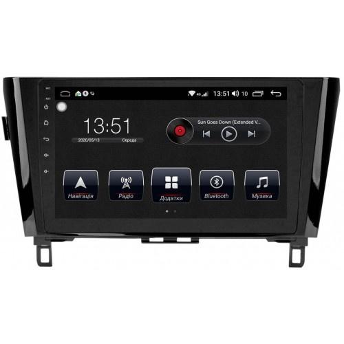 "Nissan Rogue 2014+ штатна магнітола Dakota 1241 PremiumSound на Android 8 DSP IPS 10 ""RAM 4Gb ROM 64GB SC9853"