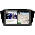 Купить Штатную магнитолу для TOYOTA CAMRY 50/55 Dakota 1207 PremiumSound на Android 8 + Голосовое управление + Навител Украина лицензия