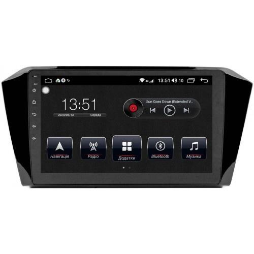 Купить Штатную магнитолу для VW Passat B8 Dakota 918 PremiumSound на Android 8 + Голосовое управление + Навител Украина лицензия