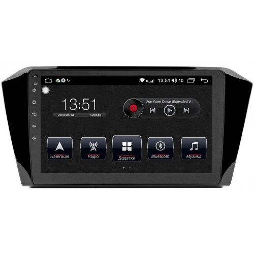 Купити Штатну магнітолу для VW Passat B8 Dakota 918 PremiumSound на Android 8 + Голосове управління + Навітел Україна ліцензія