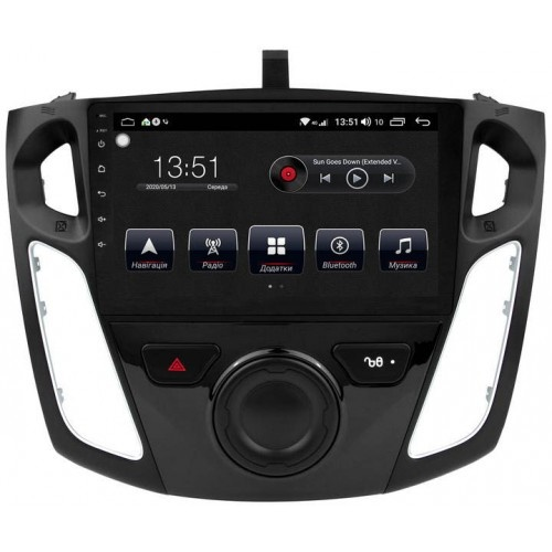 "Ford Focus 3 (2011-2018) штатна магнітола Dakota 9403 Premium Sound на Android 8 DSP IPS 9 ""RAM 4Gb ROM 64GB SC9853"