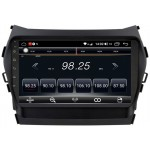 "Hyundai Santa Fe / IX45 2012-2018 штатна магнітола Dakota 9617 PremiumSound на Android 8 DSP IPS 10 ""RAM 4Gb ROM 64GB SC9853"