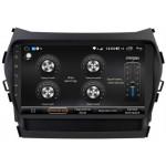 Купить Штатную магнитолу для Hyundai Santa Fe / IX45 2012-2018 Dakota 9617 PremiumSound на Android 8 + Голосовое управление + Навител Украина лицензия