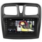 "Renault Sandero 2013+ штатна магнітола Dakota 9824 Premium Sound на Android 8 DSP IPS 9 ""RAM 2Gb ROM 32GB SC9853"