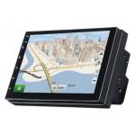 Купить универсальную магнитолу 2DIN 7 дюймов с оперативной памятью 2гб и встроенной 32гб Dakota 2032 с GPS навигацией и WIFI Андроид 10