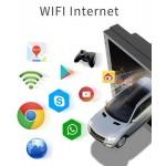 Купить универсальную магнитолу 2DIN 7 дюймов с оперативной памятью 1гб и встроенной 16гб Dakota K2001N с GPS навигацией и WIFI Андроид 9
