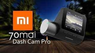 70Mai Smart DashCam PRO Test