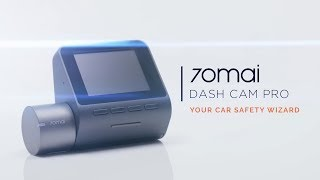 70Mai Smart DashCam PRO Official VIDEO