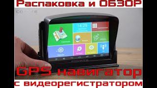 Обзор COYOTE 940/935 DVR Double Hector навигатор с видеорегистратором